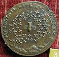 Michele mazzafirri, medaglia di cristina di lorena e ape regina.JPG