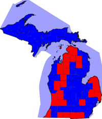 Clinton County Michigan Election Results