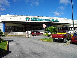 Micronesia Mall - Image: Micronesia Mall 1