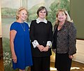 Midge Rendell, First Lady Frances Wolf, and Michele Ridge.jpg