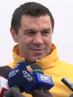 Mihai Leu Romanian boxer