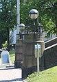 Mikaelinkirkko, Turku lamp 1.jpg