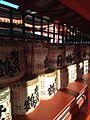 Miki in Itsukushima Shrine.jpg