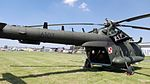 Mil Mi-17 6107, Gliwice 2017.06.03 (02).jpg