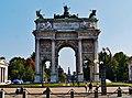 Milano Arco della Pace von Nordwest 4.jpg