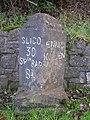 Milestone, Enniskillen - geograph.org.uk - 1119276.jpg