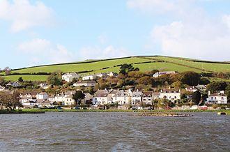 Millbrook, Cornwall - Image: Millbrook Lake Nov 2015