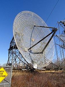 Millstone Hill Radar - Haystack Observatory - DSC04019.JPG