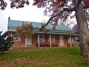 Millville, Pennsylvania - Image: Millville PA Friends 1795