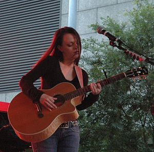 Mindy Smith - Mindy Smith performing in 2005