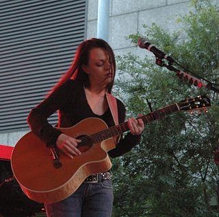 Mindy Smith American singer