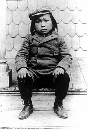 Native American Graves Protection and Repatriation Act - Minik Wallace (Kalaallit) in New York, 1897