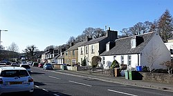 Minishant Main Street, South Ayrshire, Scotland. View from the north.jpg