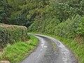 Minor road west of Ty Pella - geograph.org.uk - 986641.jpg