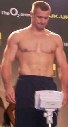 At the weigh-in