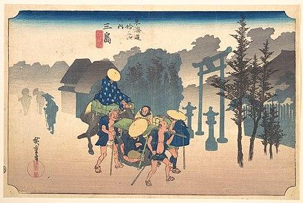 julian opie mount fuji