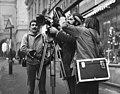 Miskolc 1979, a kamera mögött Ráday Mihály. - Fortepan 56212.jpg