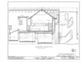 Mission Santa Barbara, 2201 Laguna Street, Santa Barbara, Santa Barbara County, CA HABS CAL,42-SANBA,5- (sheet 17 of 30).png