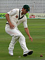 Mitchell Johnson 2009, fielding.jpg