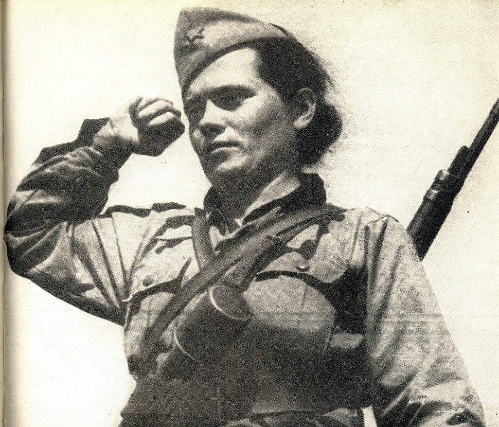 Mlada partizanka