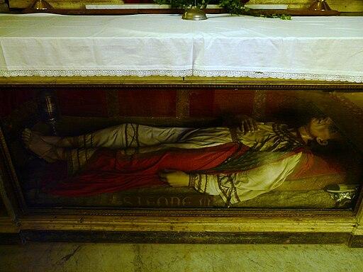 Molare-santuario ns delle rocche-urna san leone martire