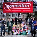 Momentum at the Stop Trump Rally (32638700770).jpg