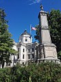 Monroe County Courthouse and War Memorial.jpg
