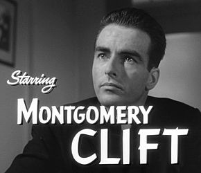 Description de l'image  Montgomery Clift in I Confess trailer.jpg.