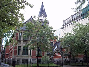Montreal Diocesan Theological College - Montreal Diocesan Theological College