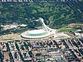 Montreal Olympic Stadium aerial view.jpg