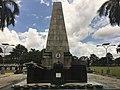 Monument at the Isaac Adaka Boro park 3.jpg