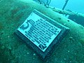 Monument honoring 5 US political prisoners - Bay of Pigs - Cuba.jpg