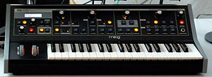 Moog Little Phatty - Image: Moog Little Phatty Stage Edition