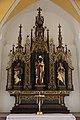 Moosburg an der Isar, St Kastulus 024, Side altar.JPG
