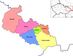 Plan kraju morawsko-śląskiego