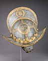 Morion for the Bodyguard of the Prince-Elector of Saxony MET 04.3.225 010june2015.jpg