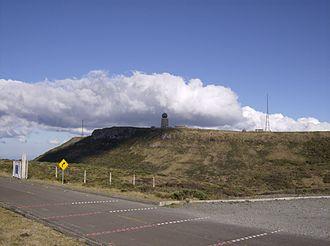 Morro da Igreja - The summit