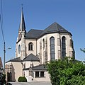 Photo de l'église par Rauenstein (Wikimedia Commons)