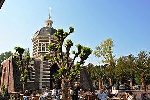 Zijlpoort (Leiden) - Morspoort, Leiden