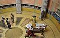 Mort de Sèneca, museu dels soldadets de plom l'Iber de València.JPG