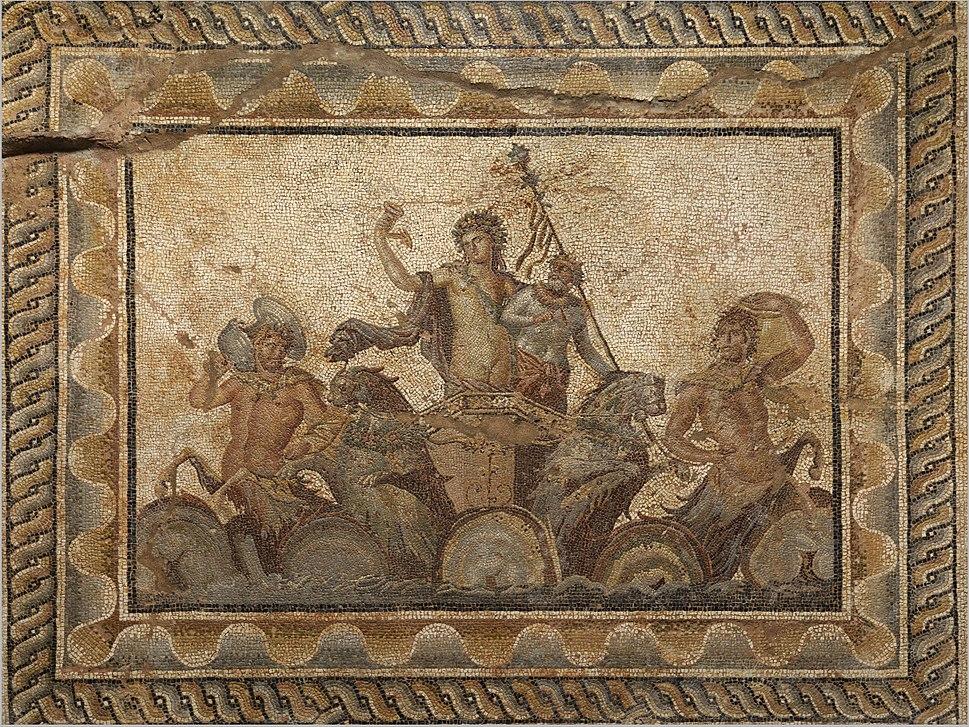 MosaicEpiphany-of-Dionysus