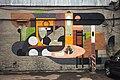 Moscow, 1st Brestskaya Street, abstract graffiti (30946527544).jpg
