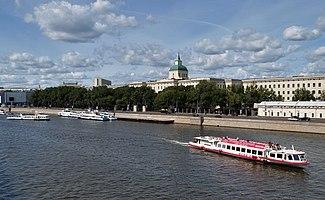 Moskvoretskaya Embankment