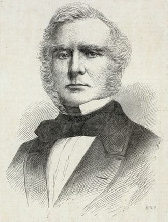 Moses H. Grinnell - Grinnell as Collector of the Port of New York in 1869.
