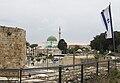 Mosque of Jezzar Pasha. Acre (5539842955).jpg