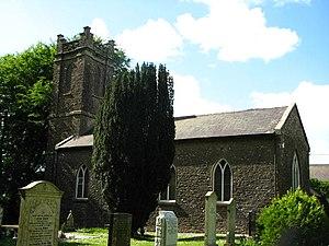 Mothel - Mothel Parish Church