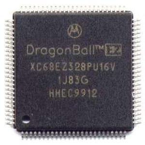 Freescale DragonBall - Motorola DragonBall EZ Microprocessor