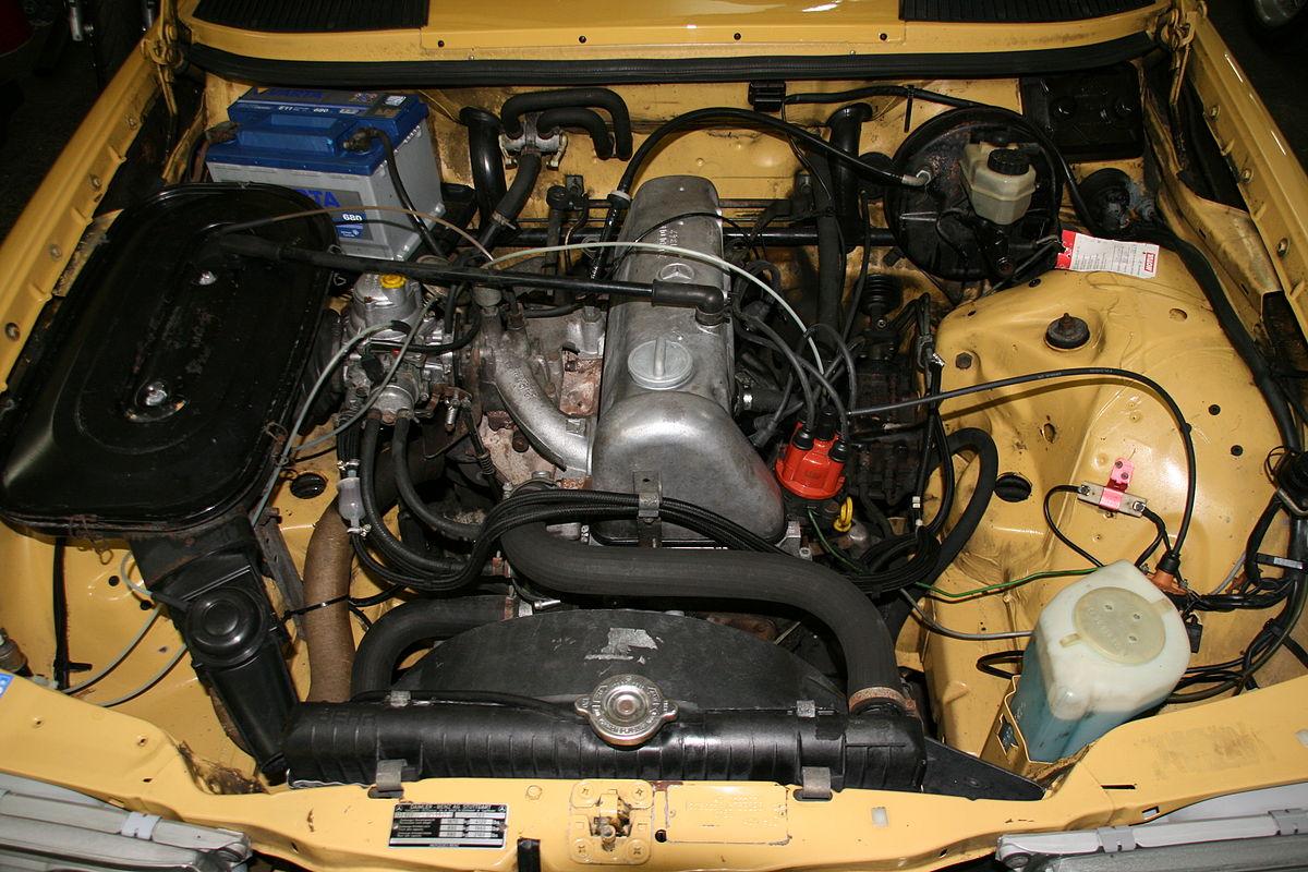 W Mercedes Benz C Sport Heater Fan