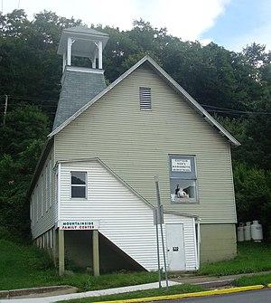 South Renovo, Pennsylvania - Image: Mountainside Family Center South Renovo