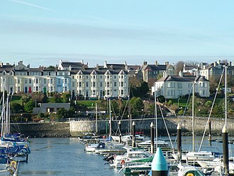 North Down (UK Parliament constituency) - Bangor, County Down